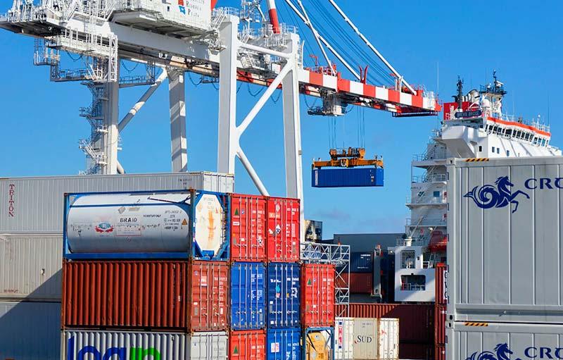 Port & Container terminals