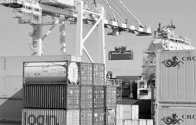 Ports & Container terminals