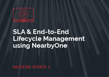 SLA & End-to-End Lifecycle Management using NearbyOne