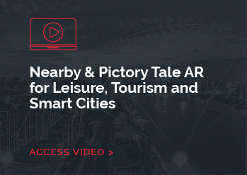 Nearby & Pictory Tale AR for Leisure, Tourism and Smart Cities