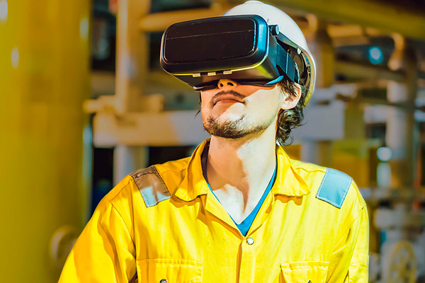 Worker Assist using AR & VR